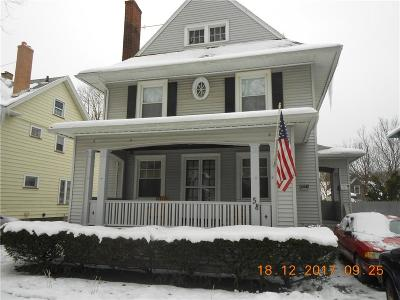 Rochester Single Family Home A-Active: 58 Albemarle Street
