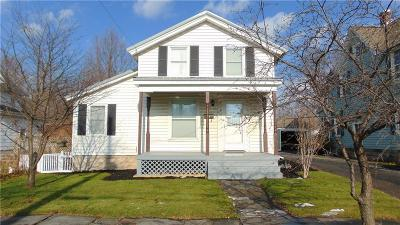 Seneca Falls NY Single Family Home A-Active: $88,900