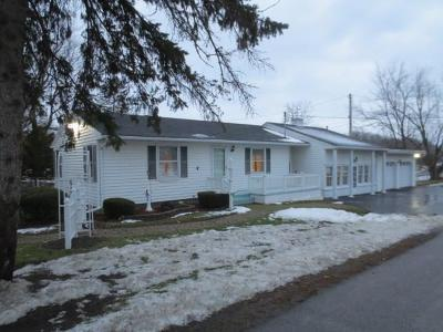Lyons Single Family Home A-Active: 7465 State Route 31