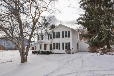 Naples Single Family Home A-Active: 8358 County Road 36 Road