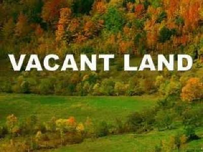 Chautauqua County Residential Lots & Land A-Active: Crestwood Road