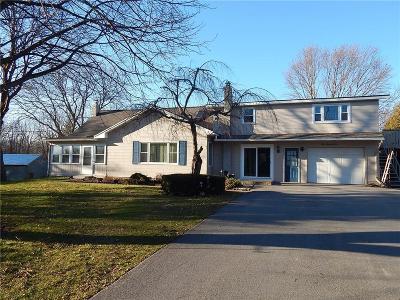 Wheatland Single Family Home A-Active: 504 Scottsville Mumford Road