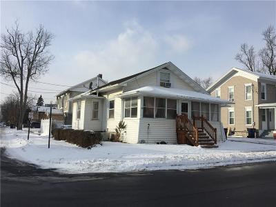 Seneca Falls Single Family Home A-Active: 15 Clinton Street
