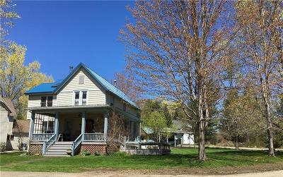 Chautauqua NY Single Family Home A-Active: $219,990