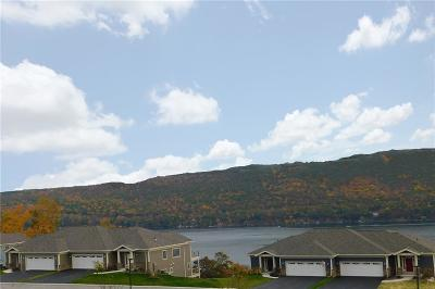 Canandaigua, Canandaigua-city, Canandaigua-town Condo/Townhouse A-Active: 16b Terrace Drive