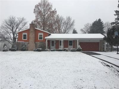 Pittsford Single Family Home A-Active: 10 Van Buren Rd
