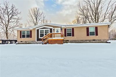 Single Family Home A-Active: 5993 Auburn Street