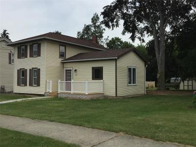 North Dansville NY Single Family Home A-Active: $89,900