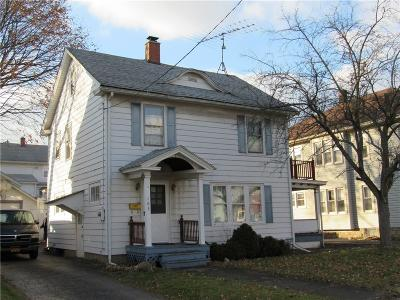 Jamestown NY Single Family Home A-Active: $49,500