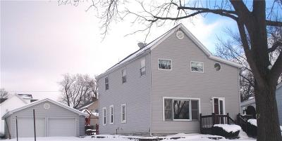 Dunkirk Single Family Home A-Active: 330 Bucknor Street
