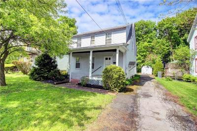 Geneva-City NY Single Family Home A-Active: $69,500