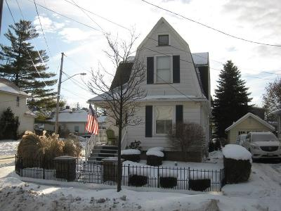 Canandaigua, Canandaigua-city, Canandaigua-town Single Family Home A-Active: 135 W Gibson St