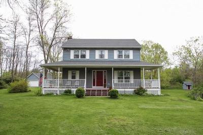 Livonia Single Family Home A-Active: 5015 East Lake Road
