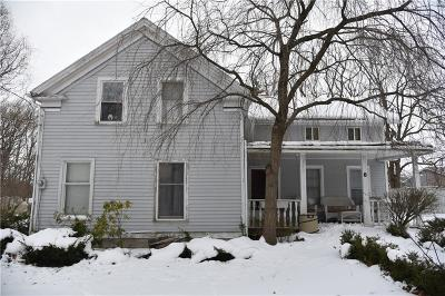 Single Family Home A-Active: 8 Michigan Street