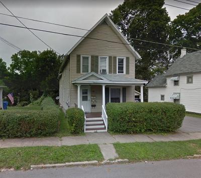Geneva-City NY Multi Family 2-4 A-Active: $79,900