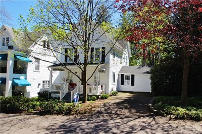 Chautauqua Institution Single Family Home A-Active: 7 Haven