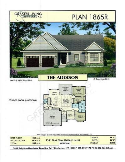 Monroe County Single Family Home A-Active: 1865 Abbington Place