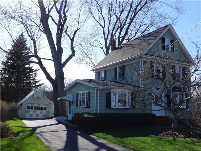 Single Family Home A-Active: 23 Maple Avenue