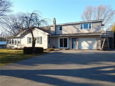 Wheatland Multi Family 2-4 A-Active: 504 Scottsville Mumford-2 Family Road