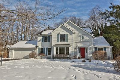 Pittsford Single Family Home A-Active: 3 Wood Stone Rise