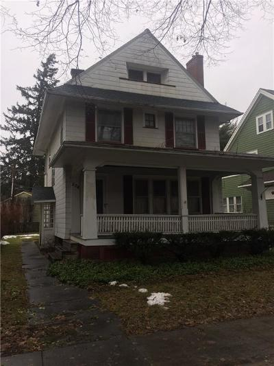 Rochester Single Family Home A-Active: 274 Canterbury Road