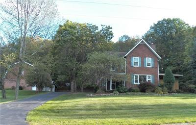 Fredonia Single Family Home A-Active: 8870 Chautauqua Road