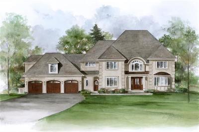 Pittsford Single Family Home A-Active: 2 Epping Wood