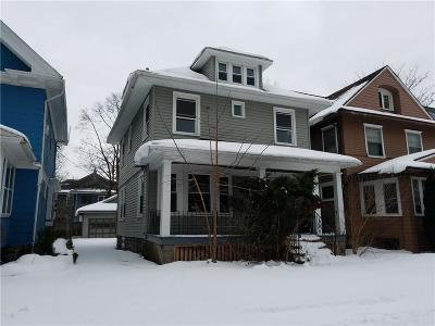 Rochester Single Family Home A-Active: 181 Clay Avenue