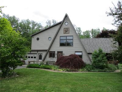 Orleans County Single Family Home A-Active: 16608 Carr Road
