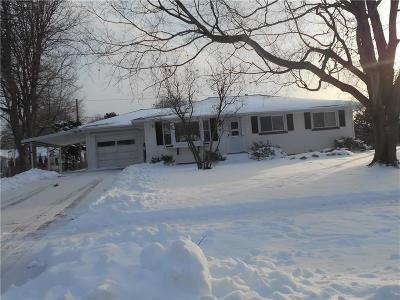 Monroe County Single Family Home A-Active: 52 North Park Drive