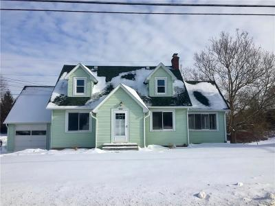 Single Family Home Sale Pending: 3063 North Genesee Street