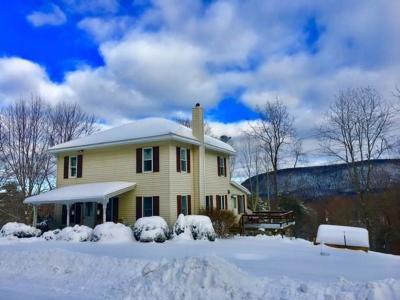 Prattsburgh NY Single Family Home A-Active: $154,900