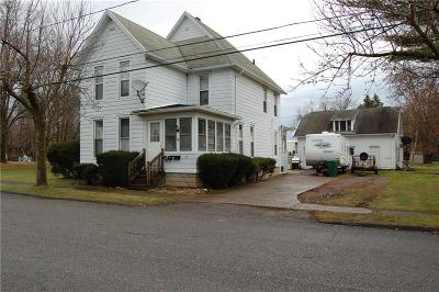 Batavia-City NY Multi Family 2-4 A-Active: $92,500