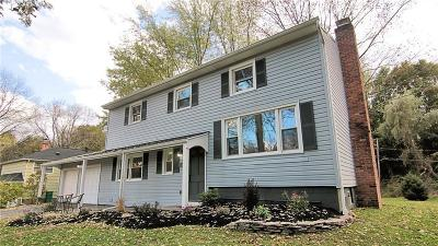 Pittsford Single Family Home A-Active: 71 Park Road