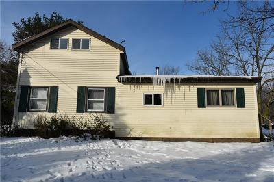Orleans County Single Family Home A-Active: 5076 Upper Holley Road