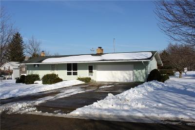 Ripley NY Single Family Home A-Active: $86,000