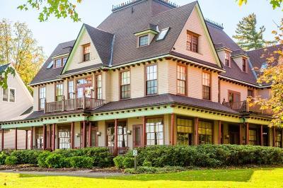 Condo/Townhouse A-Active: 31 Miller Park #31