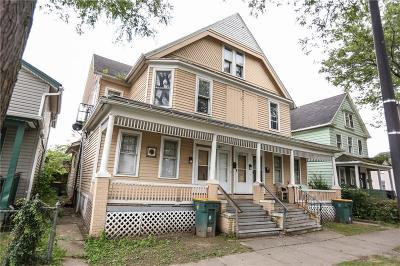 Rochester Multi Family 5+ A-Active: 221 Spencer Street