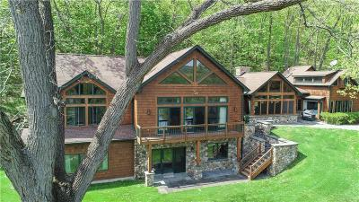 Canandaigua NY Single Family Home A-Active: $1,450,000