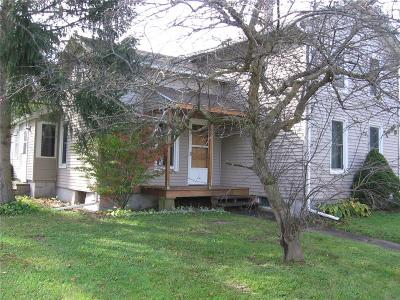 Genesee County Single Family Home A-Active: 50 Rochester Street