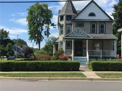 Genesee County Single Family Home A-Active: 12 Washington Avenue