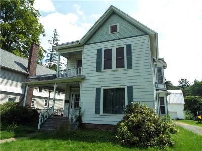 Cuba Single Family Home A-Active: 85 South St Street