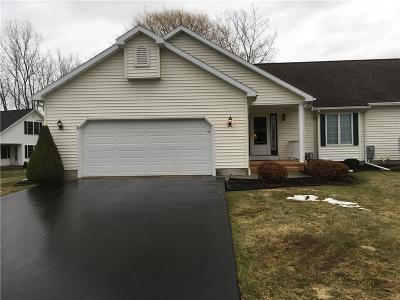 Batavia-Town NY Single Family Home A-Active: $184,900