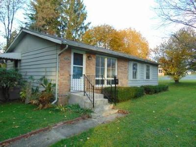 Jamestown NY Single Family Home A-Active: $58,500