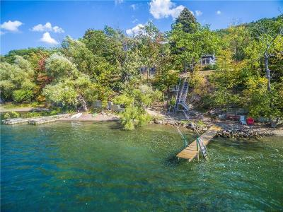 Single Family Home A-Active: 1105 South Lake Road - Lot A