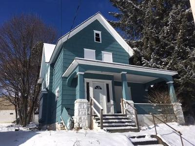 Jamestown NY Single Family Home A-Active: $9,900