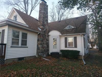 Single Family Home A-Active: 4646 Locust Lane