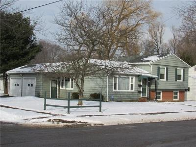 Jamestown NY Single Family Home A-Active: $114,900