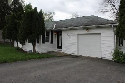 Seneca Falls Single Family Home A-Active: 2884 East Bayard Street Extension