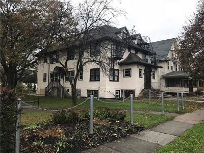 Rochester Multi Family 5+ A-Active: 301 Wellington Avenue